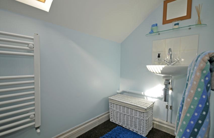 Morfa Nefyn holiday cottage - wc