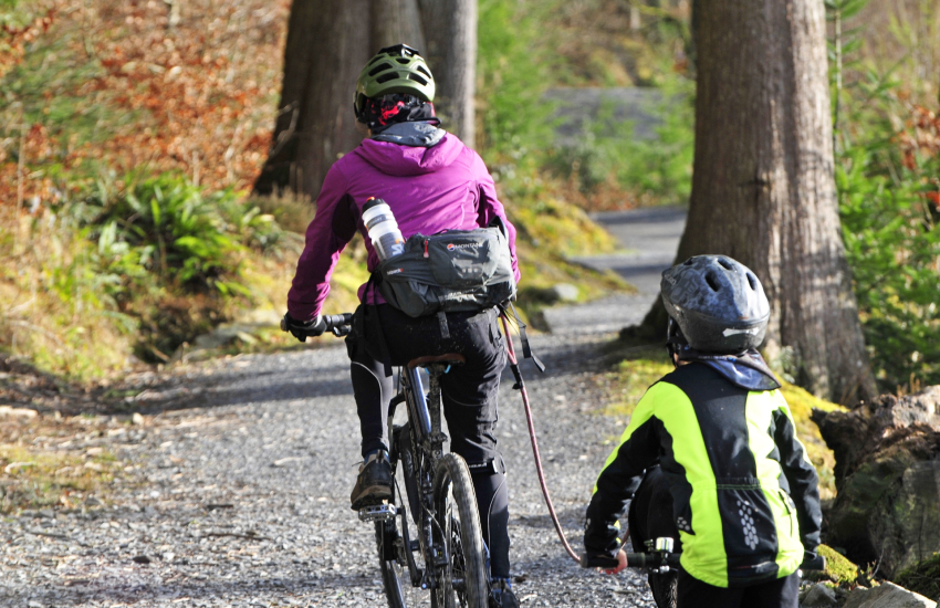 Cycling holiday Brecon Beacons