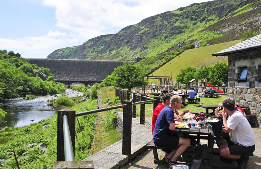 Elan valley visitors centre