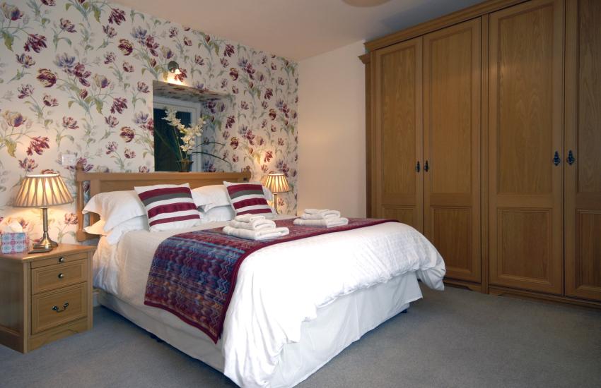 Ground floor double en-suite