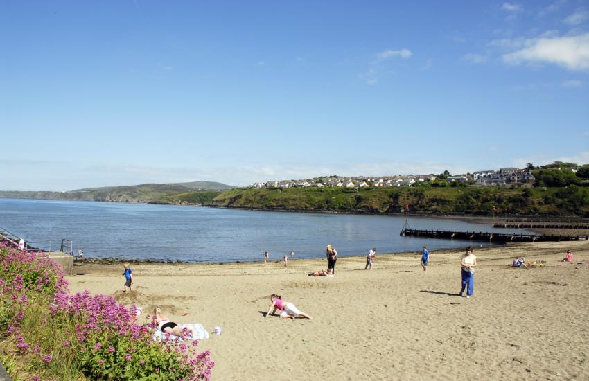 Parrog Beach, Goodwick