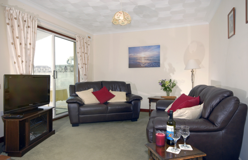 Holiday cottage Pembrokeshire - sitting room