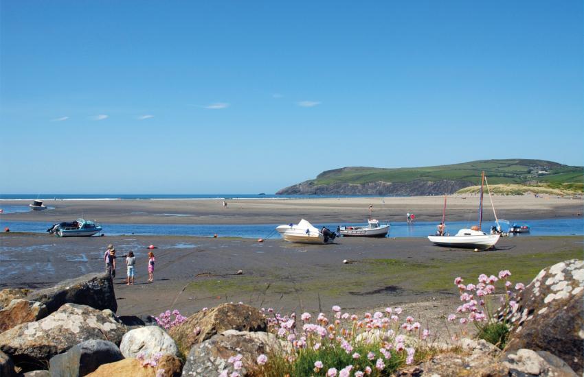 Newport - a coastal village