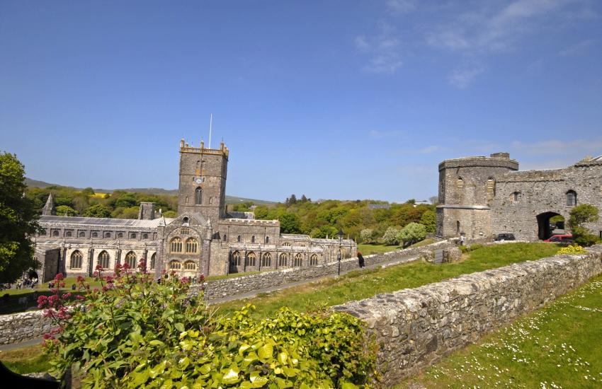 St Davids, Britains smallest city