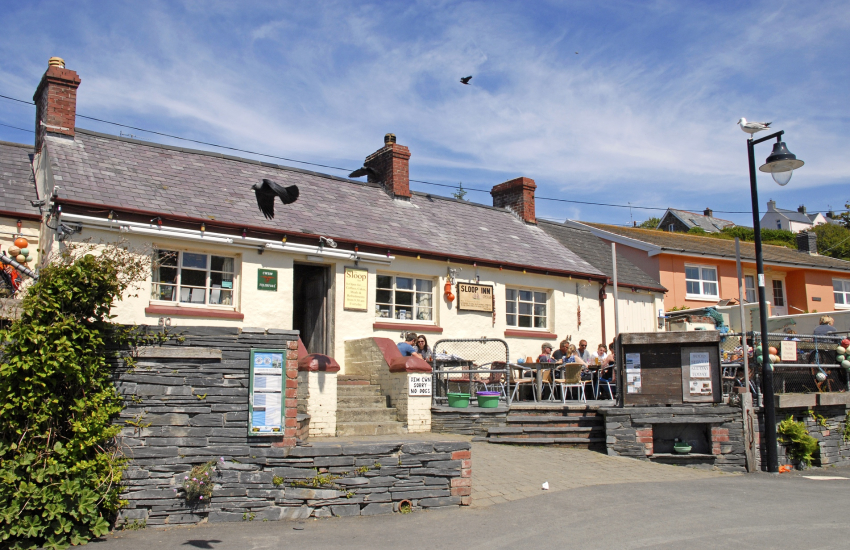 The Sloop Inn Porthgain