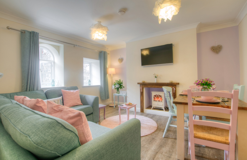 Dolgellau holiday cottage - lounge