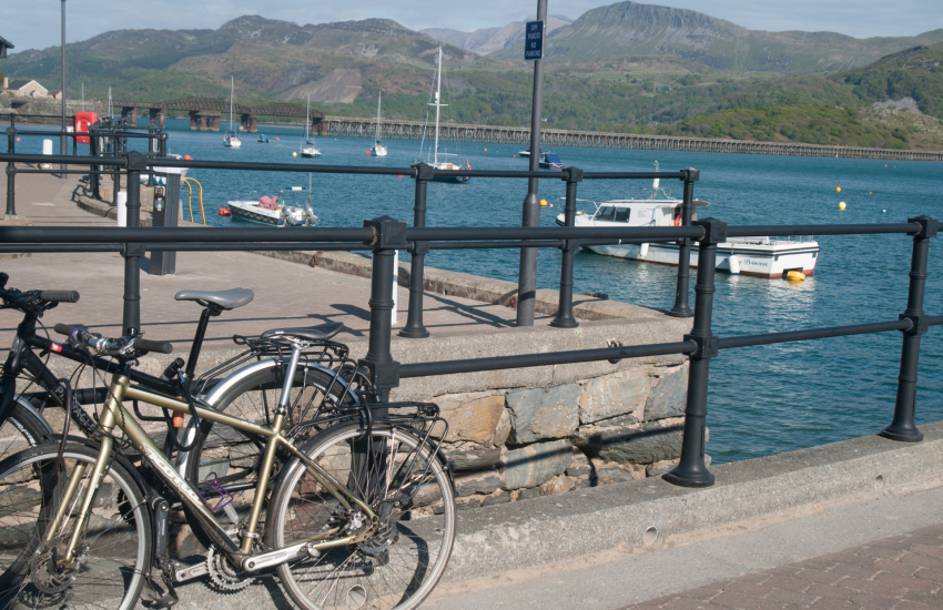 Bike hire in Barmouth