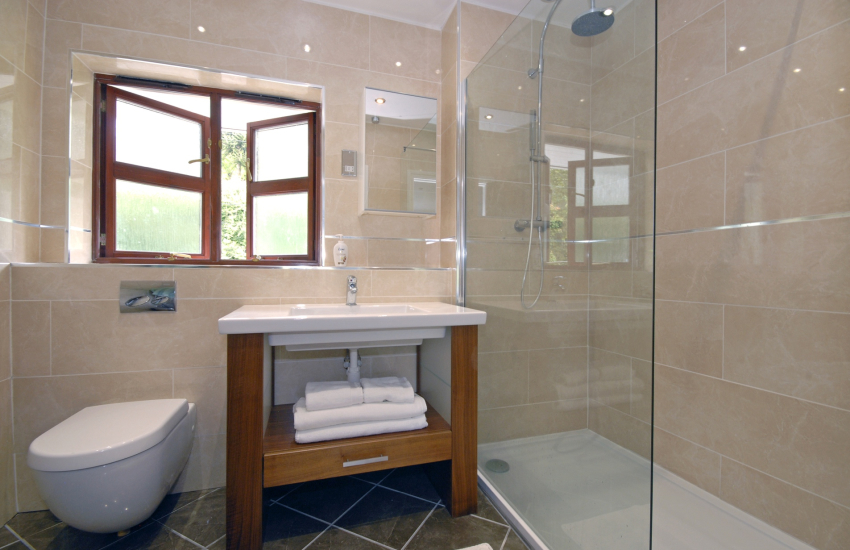 Master king ensuite shower room