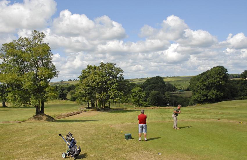 Priskilly Forest Golf Club