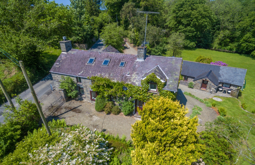 Holiday cottage Aberaeron pets welcome