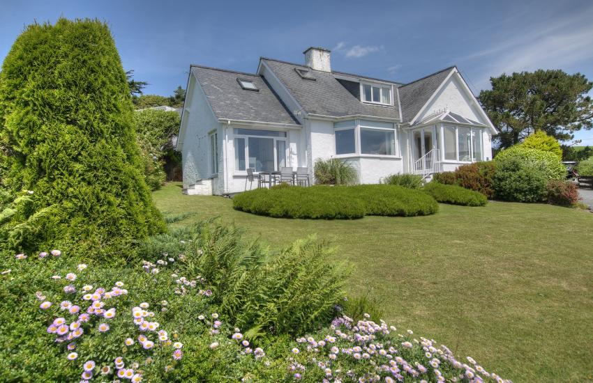 Lleyn Peninsula holiday cottage in Criccieth