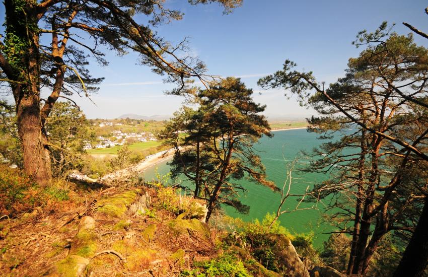 Beautiful Llyn beaches