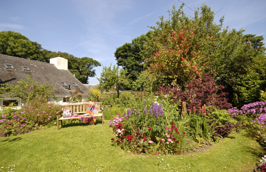 Rear cottage gardens - dogs welcome