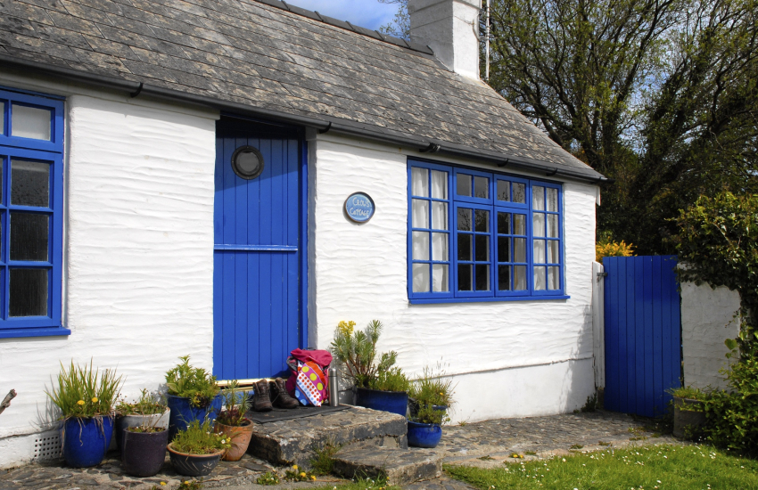 Pet friendly North Pembrokeshire holiday cottage