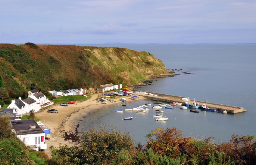 Nefyn is a small seaside resort