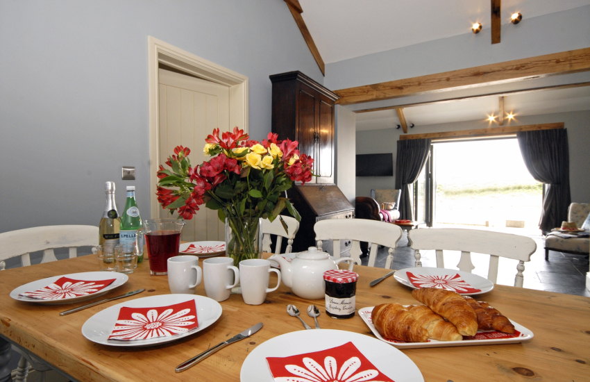 Pembrokeshire holiday cottage near Porthclais cove