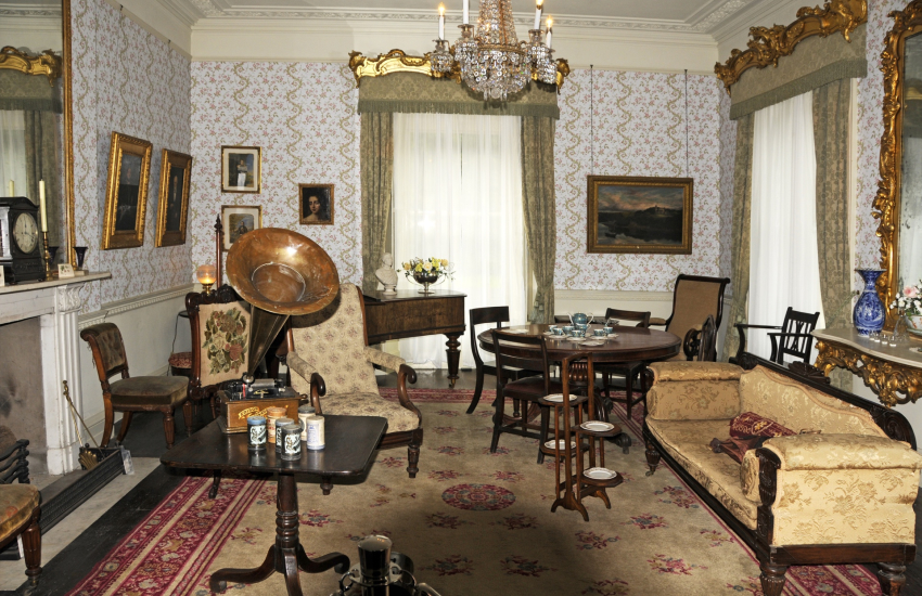 Scolton Manor - experience the Victorian era