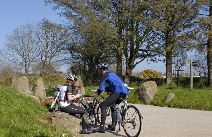 Pembrokeshire by bike