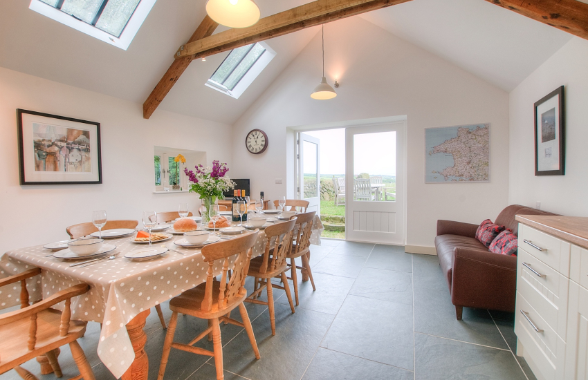 Pembrokeshire luxury holiday cottage  - kitchen