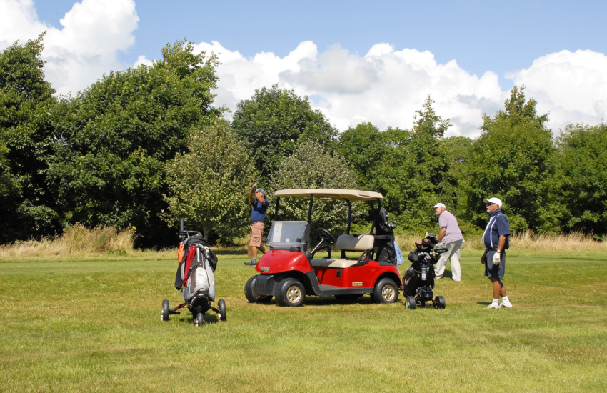 Newport Links Course, St Davids and Priskilly Forest Golf Club