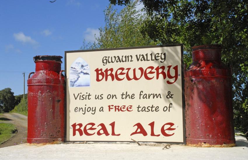 The Gwaun Valley Brewery