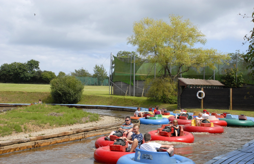 Oakwood, Folly Farm, Picton Castle, Scolton Manor and Heatherton Adventure Park