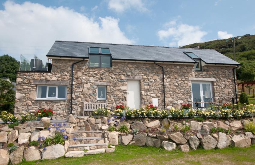 Morfa Nefyn coastal cottage - ext