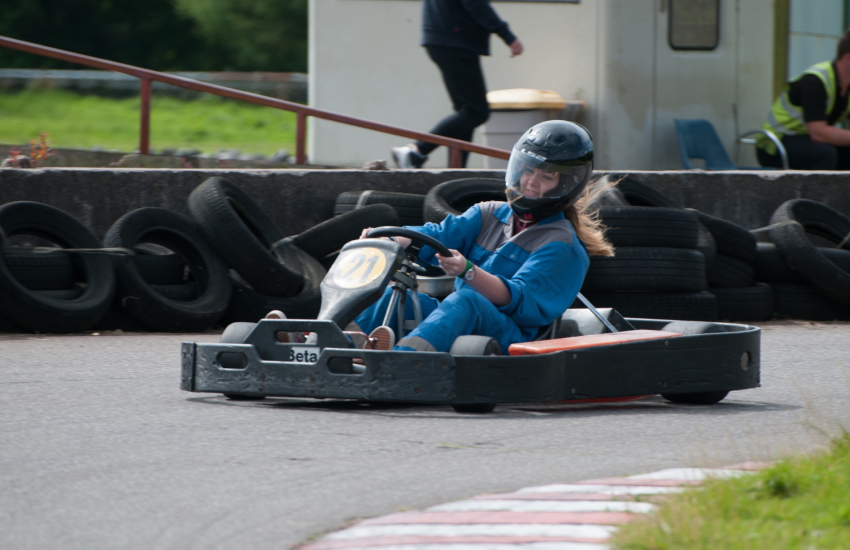 Glasfryn Go Karting