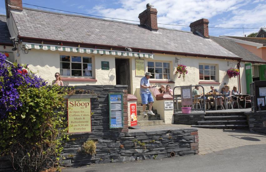 'The Sloop Inn' Porthgain