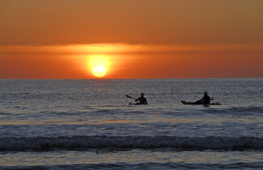 North Pembrokeshire coast sunsets