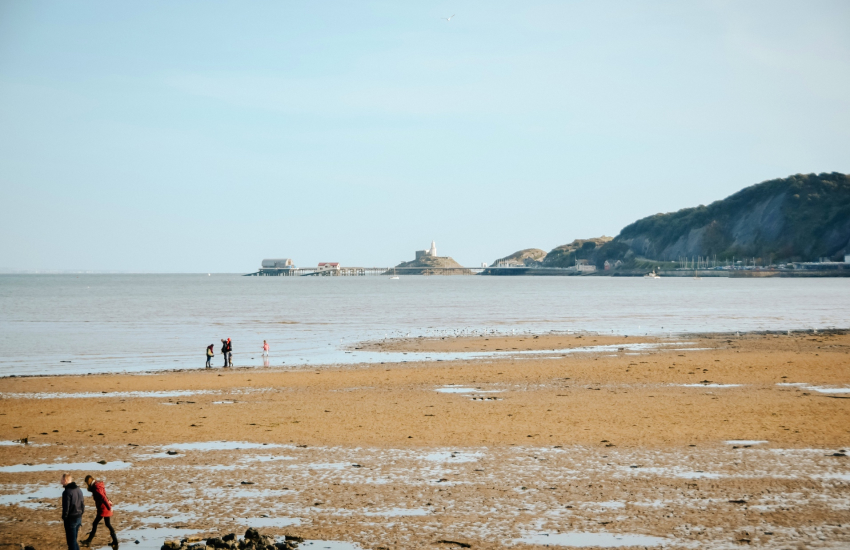 The Pier, The Mumbles Lighthouse, Mumbles Lifeboat Station