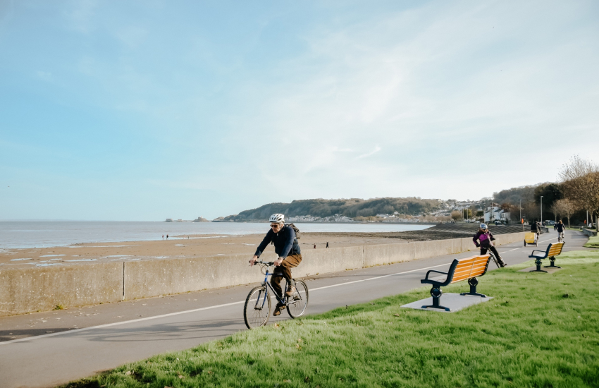 Mumbles, Gower - The Prom