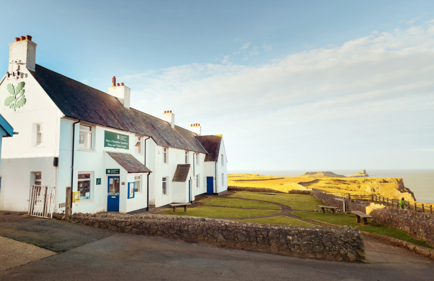 Rhossili National Trust Shop and Visitor Centre