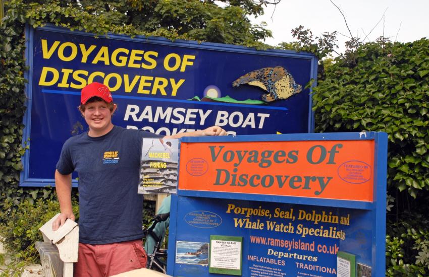 Ramsey Island boat trips