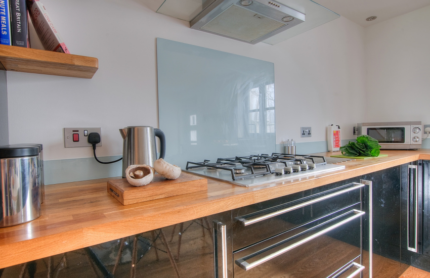 Solva Pembrokeshire -  kitchen