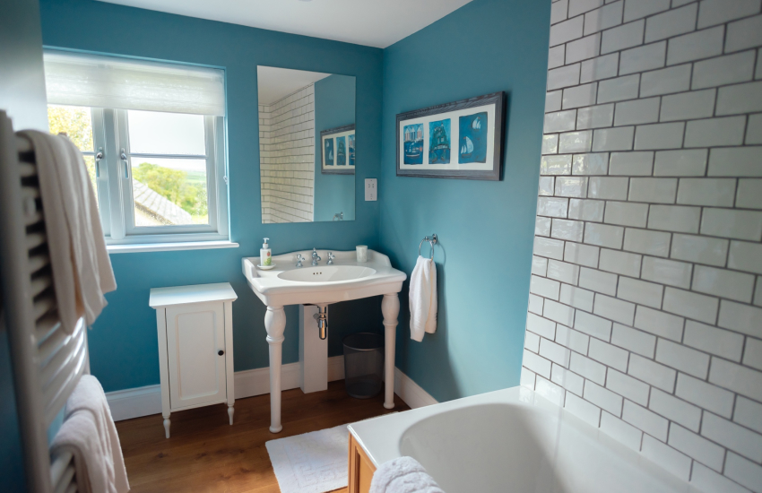 A luxury characterful cottage