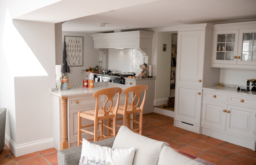 Luxury 5 star cottage holiday on the Gower
