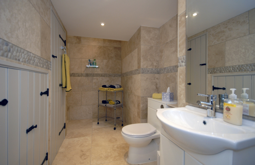 Little Haven cottage - spacious luxury wet room