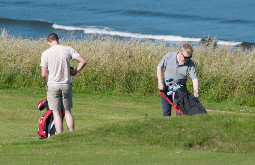 Cardigan Golf course