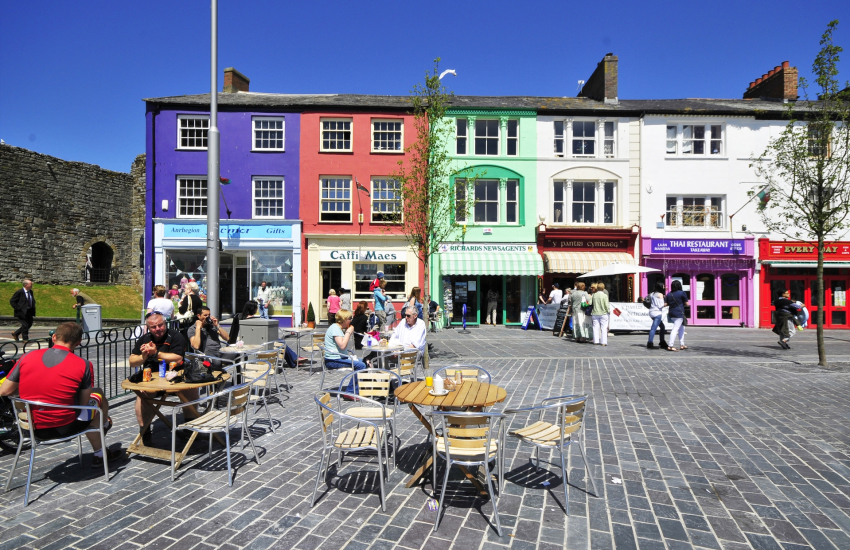 Royal Town of Caernarfon