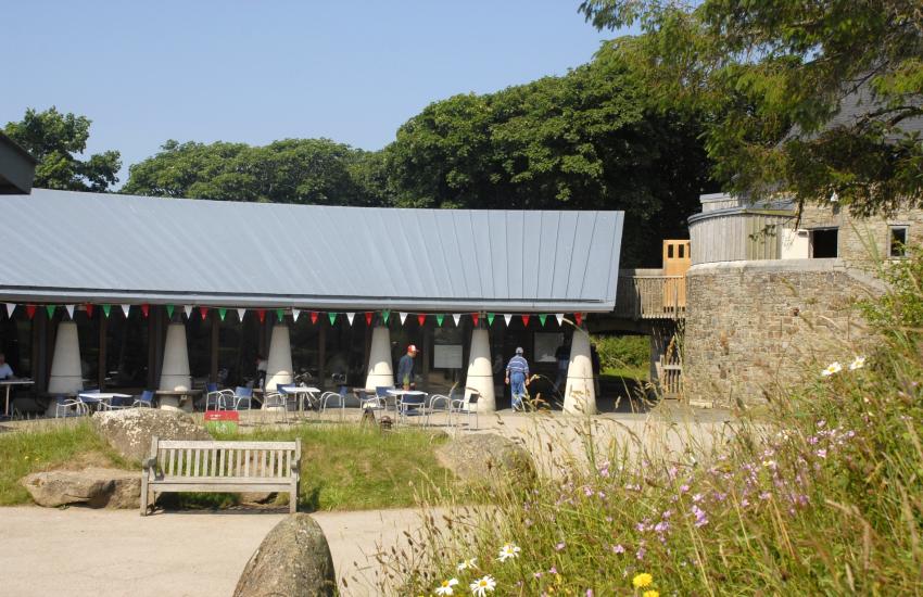 Oriel y Parc - the Tourist Information Centre