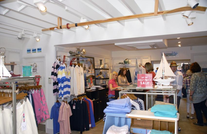 St Davids boutique shops
