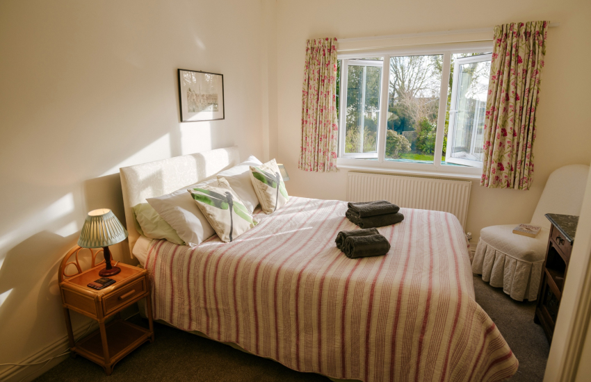 Holiday cottage Pobbles beach