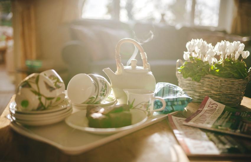 Cottage holiday Southgate - mood