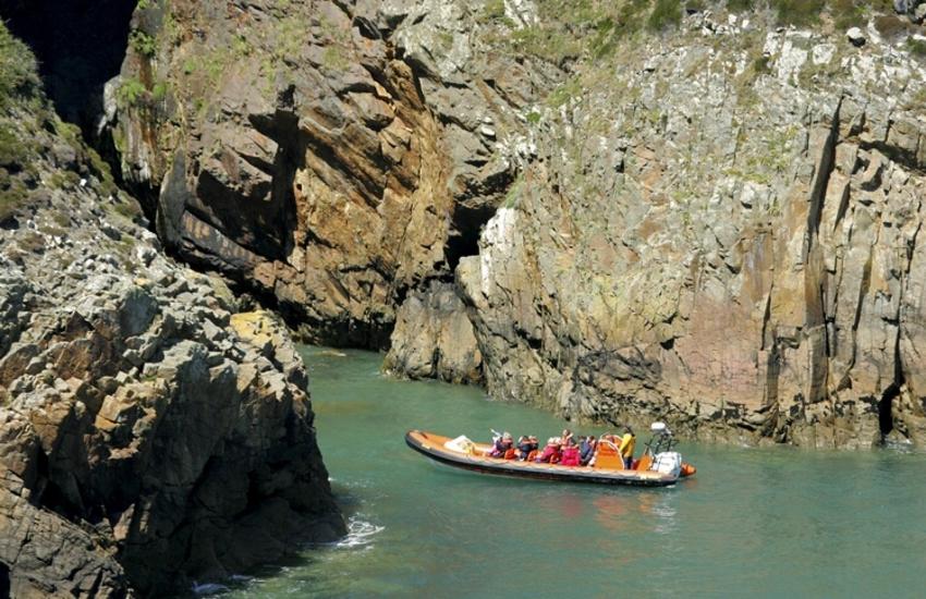 Gower Coast Adventures run boat trips