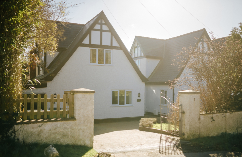 Gower Peninsula holiday cottage