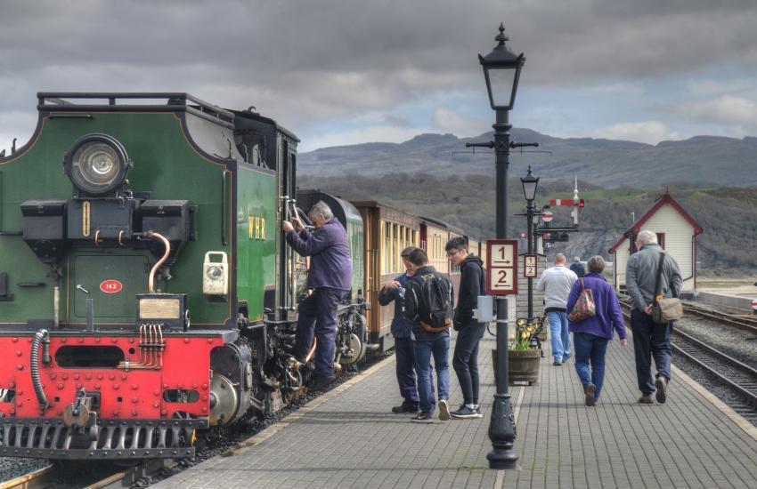 Ffestiniog and Welsh Highland Railways