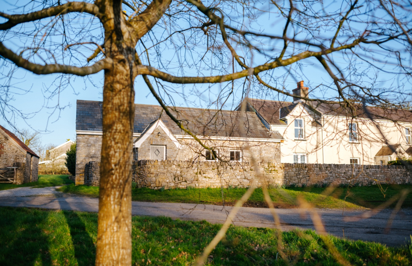 Renovated cottage on the Gower
