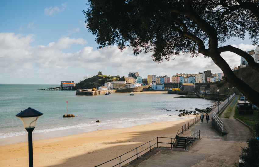 Tenby breathtaking beaches