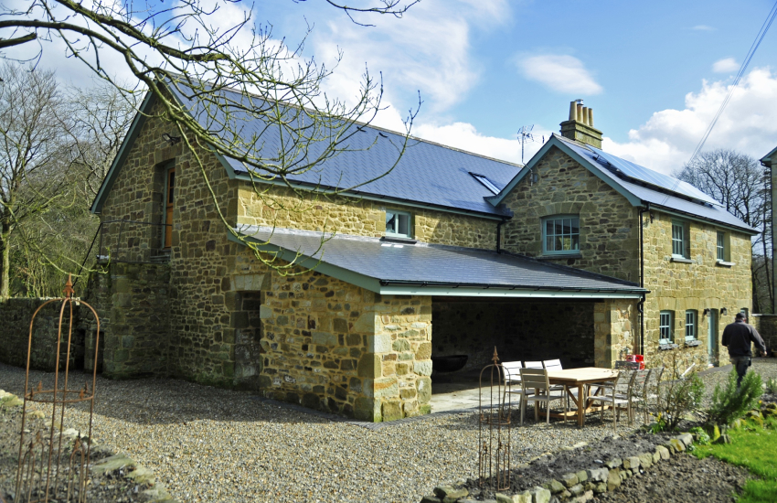 Glaneirw Coach House